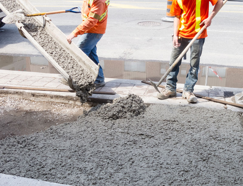 side-walk-cement-pour